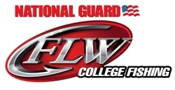 FLW College Fishing Logo